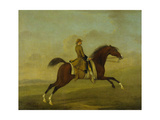 'Flying Childers' with Jockey Up Giclee Print by James Seymour