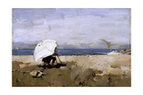 Hard at It, 1883 Giclee Print by Sir James Guthrie