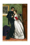 The Black Brunswicker, 1860 Giclee Print by Sir John Everett Millais