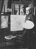 Tony Robert-Fleury (1837-1911) Photographic Print by Eugene Pirou