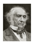 William Ewart Gladstone, from 'The English Illustrated Magazine', 1891-92 Giclee Print by William Biscombe Gardner