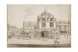 The Council House, Sailisbury Giclee Print by Francis Grose