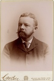 Henry Cabot Lodge (1850-1924), US Senator Photographic Print by Charles Milton Bell