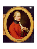 Portrait of George Augustus, 1779 Giclee Print by Pompeo Girolamo Batoni