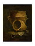 Two Urns from a Barrow at Winterslow, 1814 Giclee Print by Thomas Robert Guest