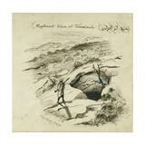 Mogharet Umm El Fuweimen, 1873 Giclee Print by Claude Conder