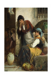 Spanish Gypsies Giclee Print by Robert Kemm