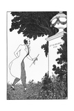 Et in Arcadio Ego, Illustration from 'The Savoy', 1896 Giclee Print by Aubrey Beardsley