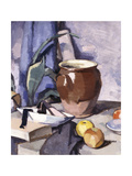 The Brown Crock Lámina giclée por Samuel John Peploe