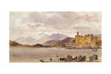 Loch Awe, Scotland Giclee Print by John Brett