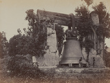 Big Bell, Mandalay, Burma Photographic Print by Lord Henry Rawlinson