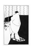 La Dame Aux Camelias, Illustration from 'The Yellow Book', 1894 Giclee Print by Aubrey Beardsley