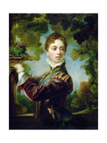 Lady Caroline Lamb Giclee Print by Thomas Phillips