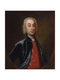 Portrait of Thomas Noel Giclée-Druck von John Vanderbank