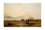 Fort Rouge, 1815-28 Giclee Print by Richard Parkes Bonington