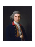 Portrait of a Gentleman, 1769 Giclee Print by Nathaniel Hone