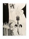 The Eyes of Herod, Salome, 1894 Giclee Print by Aubrey Beardsley