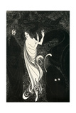 Third Tableau Illustration for Das Rheingold, Published in the Savoy, 1896 Giclee Print by Aubrey Beardsley