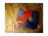 Reaper Giclee Print by Kazimir Severinovich Malevich