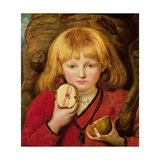 Tell's Son, 1880 Giclee Print by Ford Madox Brown