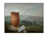 Grave Group from a Bell Barrow at Winterslow, 1814 Giclee Print by Thomas Robert Guest
