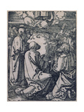 The Ascension, 1511 Giclee Print by Albrecht Dürer or Duerer