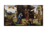 The Nativity Giclee Print by Il Francia