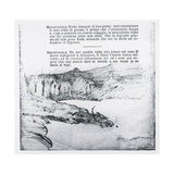 Landscape with Water Giclee Print by Giuseppe Pellizza da Volpedo