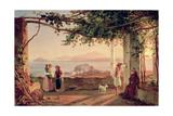 Pozzuoli, C.1831 Giclee Print by Carl Wilhelm Goetzloff