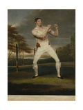 Thomas Belcher, Engraved by Charles Turner (1775-1857) Giclee Print by Thomas Douglas Guest