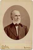 John Greenleaf Whittier (1807-92), American Quaker Poet and Abolitionist Photographic Print