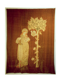St Catherine, Worked by Jane Morris (1839-1914), C.1860 Giclee Print by William Morris