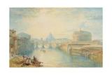 Rome Giclee Print by J. M. W. Turner