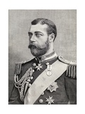 Prince George of Wales, from 'The English Illustrated Magazine', 1891-92 Giclee Print by William Biscombe Gardner