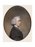 Revd. Philip Wodehouse, 1790s Giclee Print by Hugh Douglas Hamilton