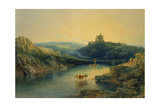 Norham Castle: Morning, C.1797 Giclee Print by J. M. W. Turner