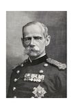 Field Marshal Frederick Sleigh Roberts, from 'The English Illustrated Magazine', 1891-92 Giclee Print by William Biscombe Gardner
