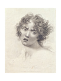 Terror or Fright, 1815 Giclee Print by Henry Singleton