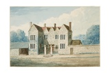 West Amesbury House, 1860 Giclee Print by Robert Kemm