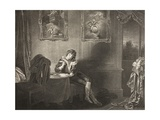 The Seven Ages of Man, Third Age, Act II, Scene Vii, from 'As You Like It', from the Boydell… Giclee Print by Robert Smirke