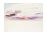 The Sky at Dawn Giclee Print by J. M. W. Turner