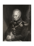 Admiral William Carnegie, Engraved by Henry Cook, from 'National Portrait Gallery, Volume III',… Giclee Print by H. Patterson