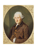 A Man Called Sir Robert Hervey, C.1780 Giclee Print by Angelica Kauffmann