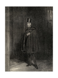 The Duke Entering the House of Lords, Illustration from 'Memoirs of Eminent Etonians', by Sir… Giclee Print by Samuel John Egbert Jones