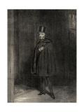 The Duke Entering the House of Lords, Illustration from 'Memoirs of Eminent Etonians', by Sir… Giclee Print by Samuel John Egbert Jones