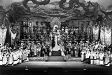 Maria Callas in 'turandot' Reprodukcja zdjęcia