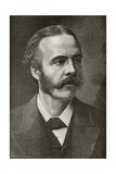 Arthur James Balfour, from 'The English Illustrated Magazine', 1891-92 Giclee Print by William Biscombe Gardner