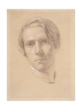 Self Portrait, 1830 Giclee Print by George Richmond