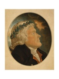 Thomas Jefferson, Engraved by Michael Sokolnicki (1760-1816) Giclee Print by Tadeusz Kosciuszko
