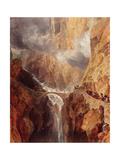 The Devil's Bridge Giclee Print by Joseph Mallord William Turner